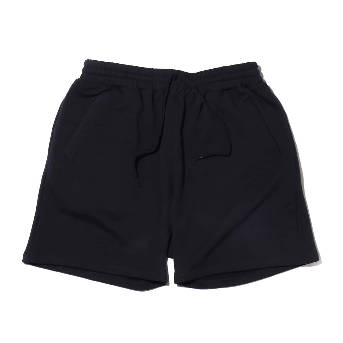ATMOS LAB SWEAT SARROUEL SHORT  NAVY_photo_large