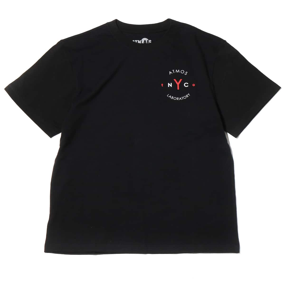 ATMOS LAB tNYCo TEE  BLACK_photo_large