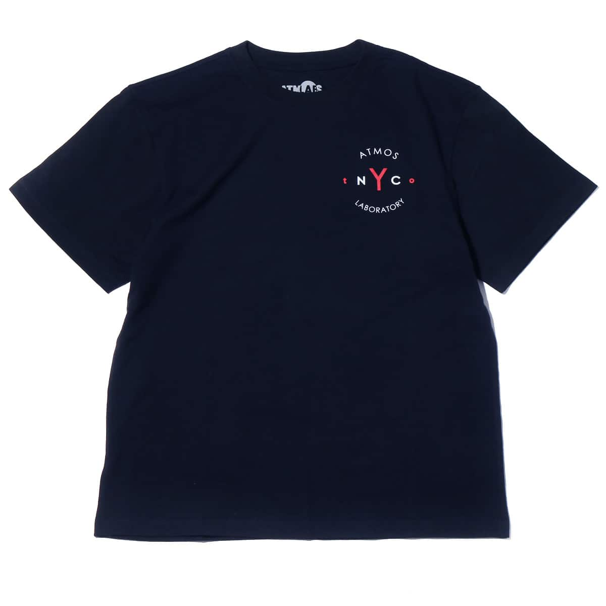 ATMOS LAB tNYCo TEE  NAVY_photo_large