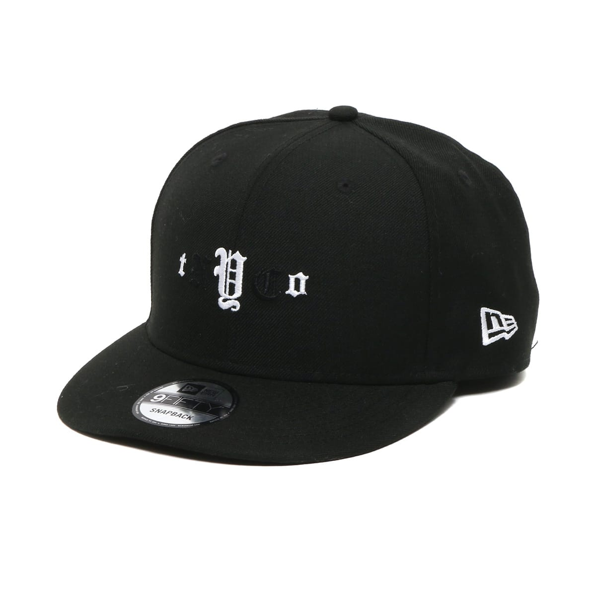 ATMOS LAB NewEra x ATMOS LAB 9FIFTY  BLACK_photo_large