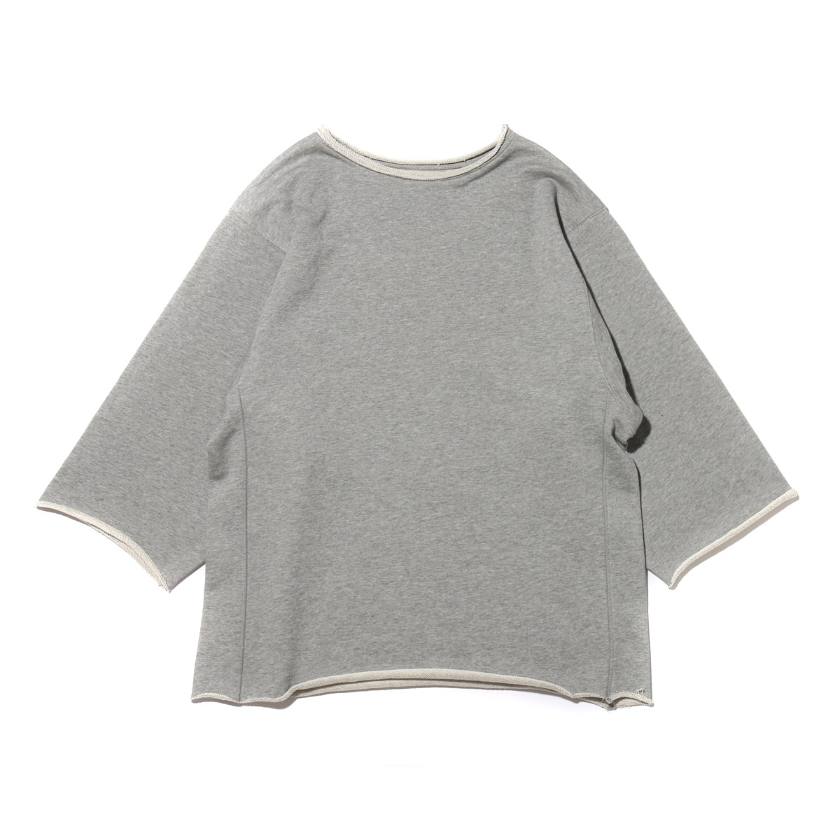 ATMOS LAB CUT-OFF SWEAT  GRAY_photo_large