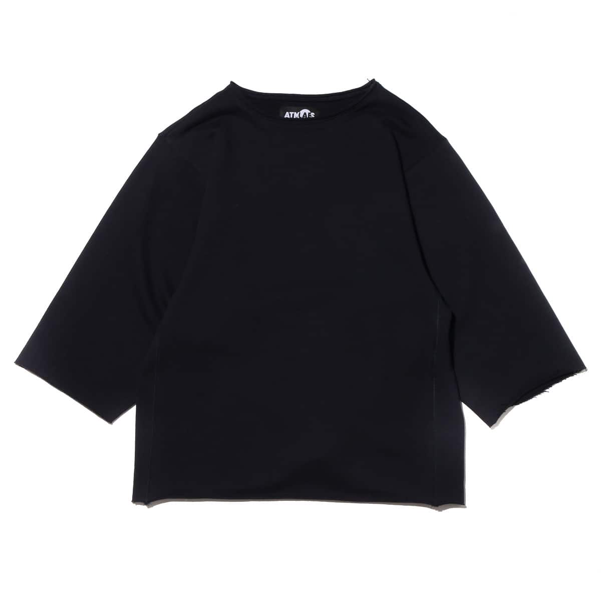 ATMOS LAB CUT-OFF SWEAT  NAVY_photo_large
