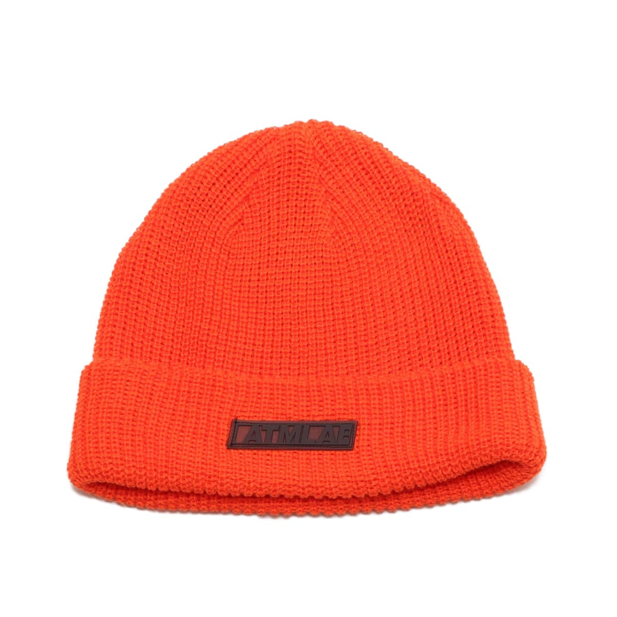 ATMOS LAB LOW WATCH CAP ORANGE 19FA-I_photo_large