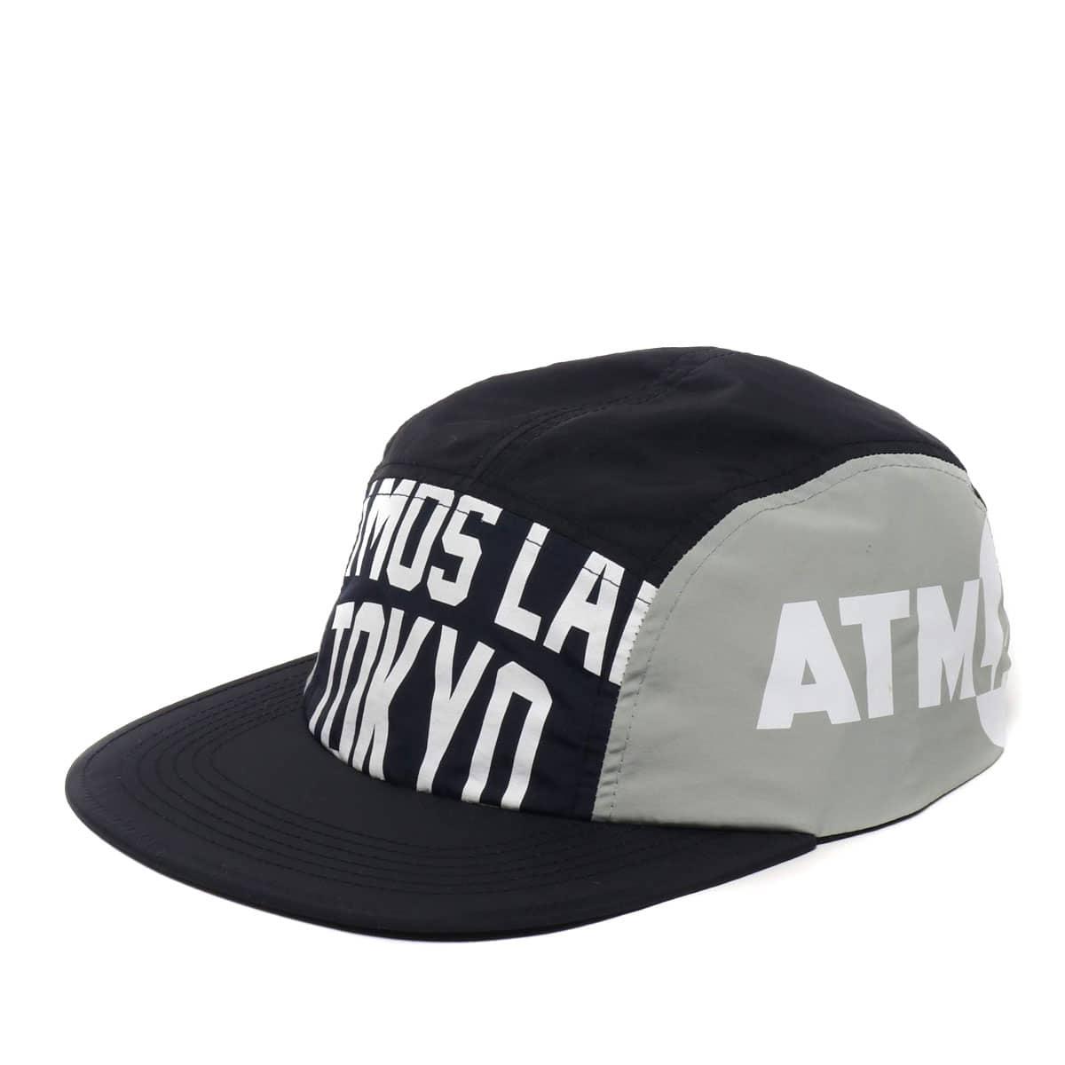 ATMOS LAB SWITCH CAMP CAP BLACK 19FA-I_photo_large