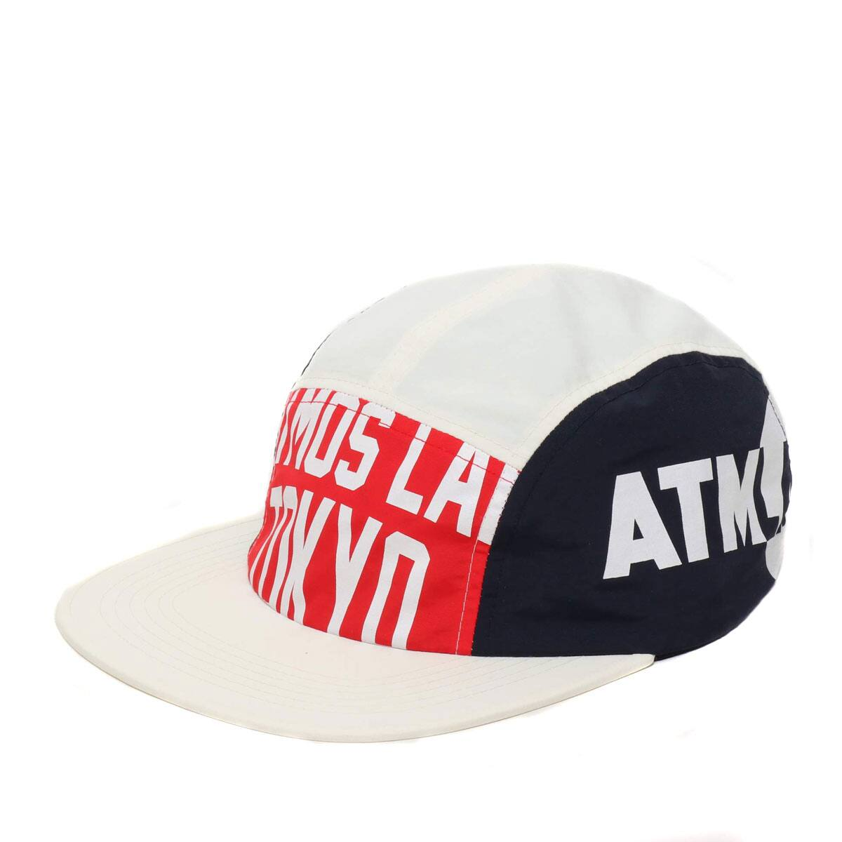 ATMOS LAB SWITCH CAMP CAP RED 19FA-I_photo_large