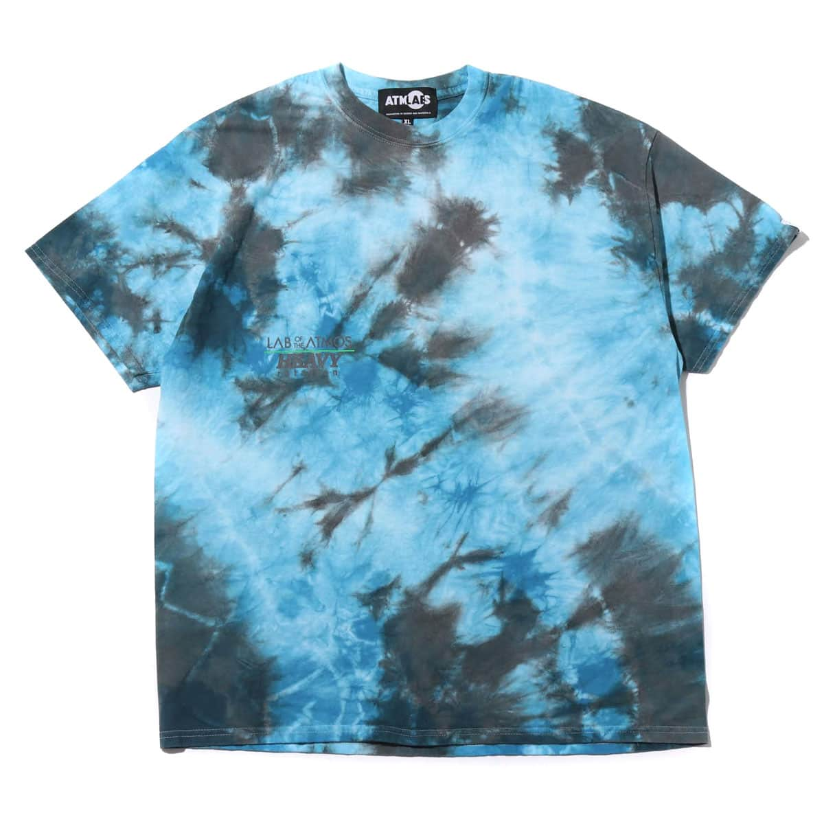 ATMOS LAB LAB OF THE ATMOS TEE BLUE 19FA-I_photo_large