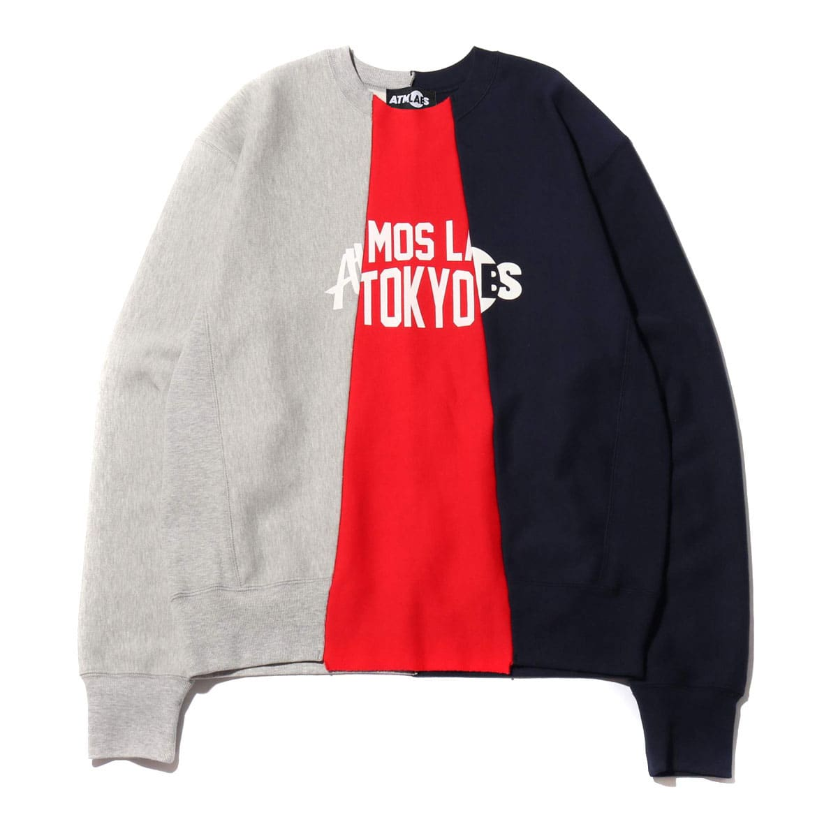 ATMOS LAB SWITCH SWEAT RED 19FA-I_photo_large