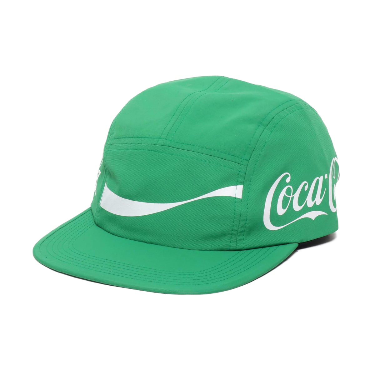 COCA COLA by ATMOS LAB NYLON CAMP CAP GREEN 19SS-S_photo_large