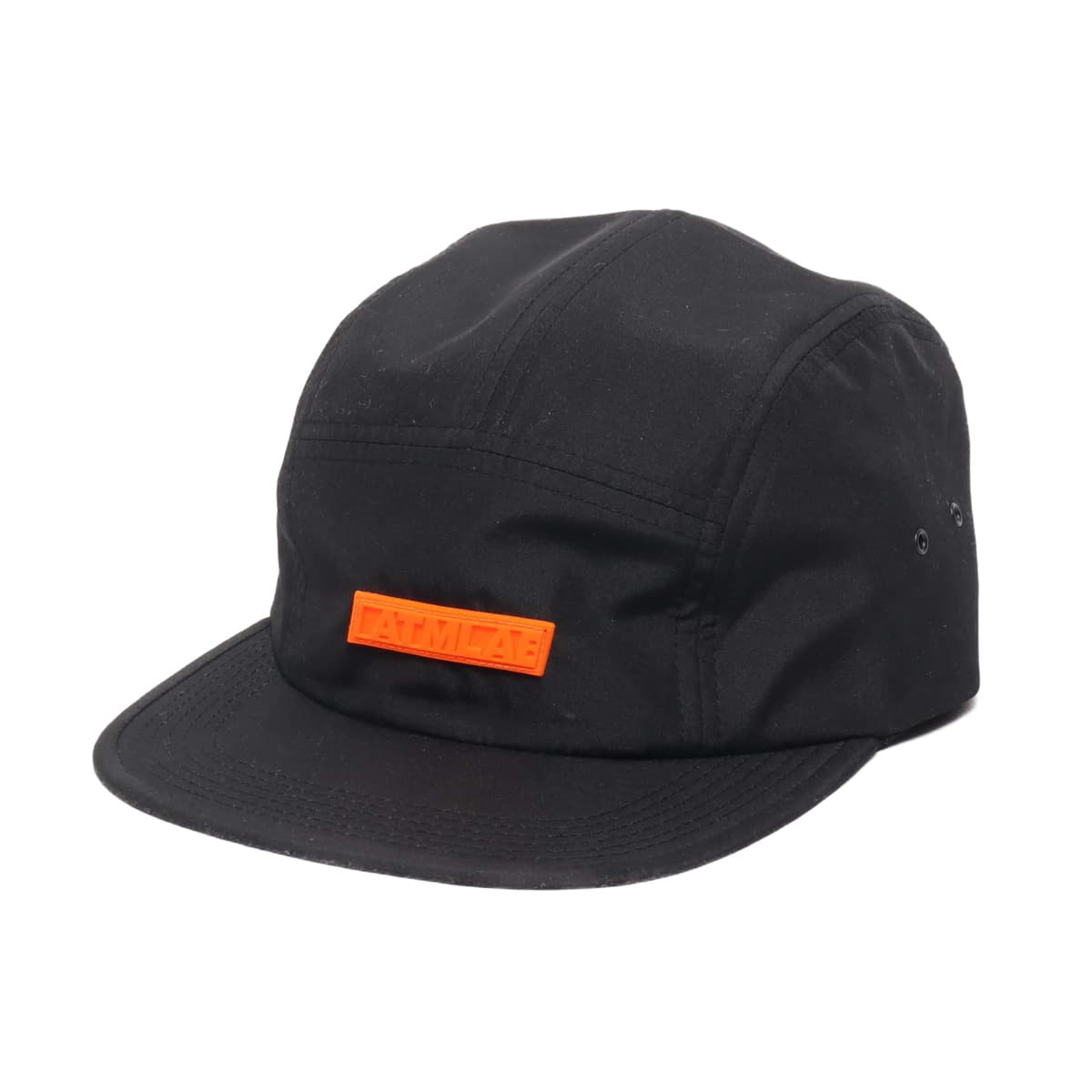 ATMOS LAB WATER REPELLENT CAMP CAP BLACK 19SP-I_photo_large