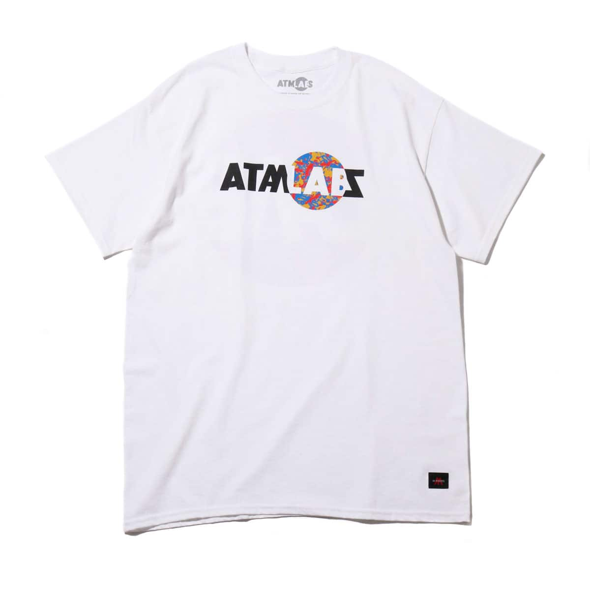 ATMOS LAB AH MURDERZ x ATMOS LAB TEE WHITE 19SU-S_photo_large