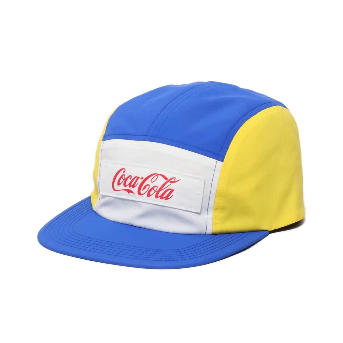 COCA-COLA BY ATMOS LAB PANEL CAMP CAP YELLOW 20SP-S_photo_large