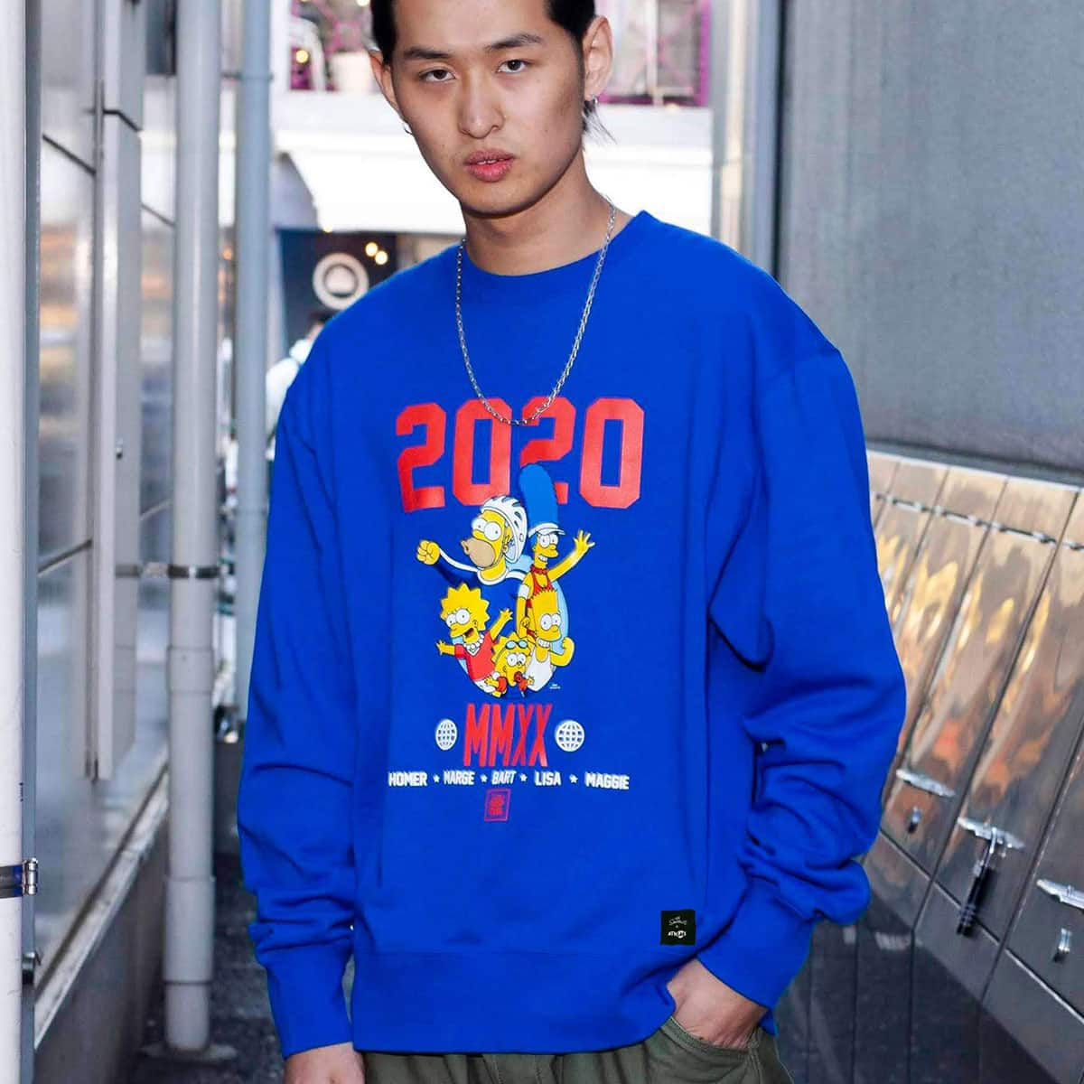 ATMOS LAB x THE SIMPSONS 2020 FAMILY CREW ROYAL 20SP-S_photo_large