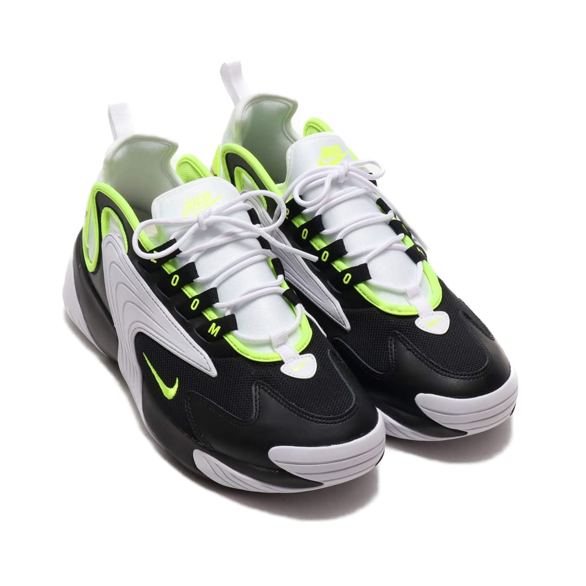 NIKE ZOOM 2K BLACK/VOLT-WHITE 19SU-I_photo_large
