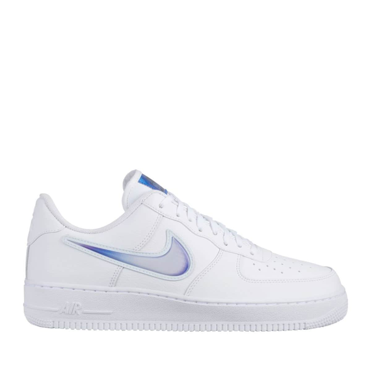 NIKE AIR FORCE 1 '07 LV8 3 WHITE/RACER BLUE 19SU-I