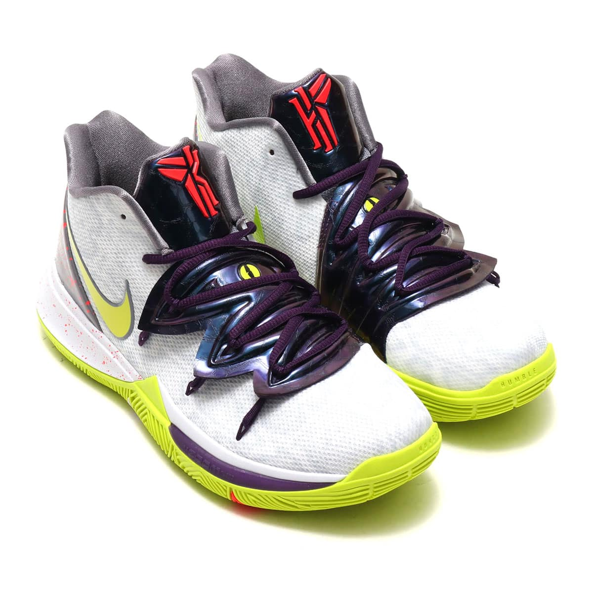 NIKE KYRIE 5 EP WHITE/CYBER 19SU-S_photo_large