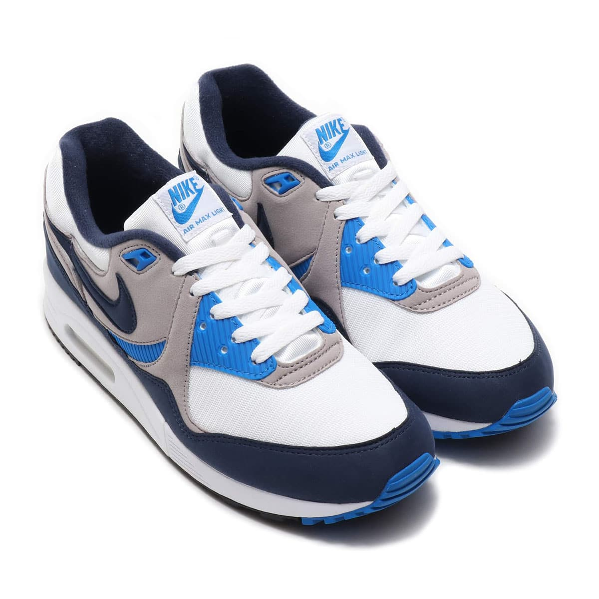 NIKE AIR MAX LIGHT WHITE/OBSIDIAN-ATMOSPHERE GREY 19SP-I_photo_large