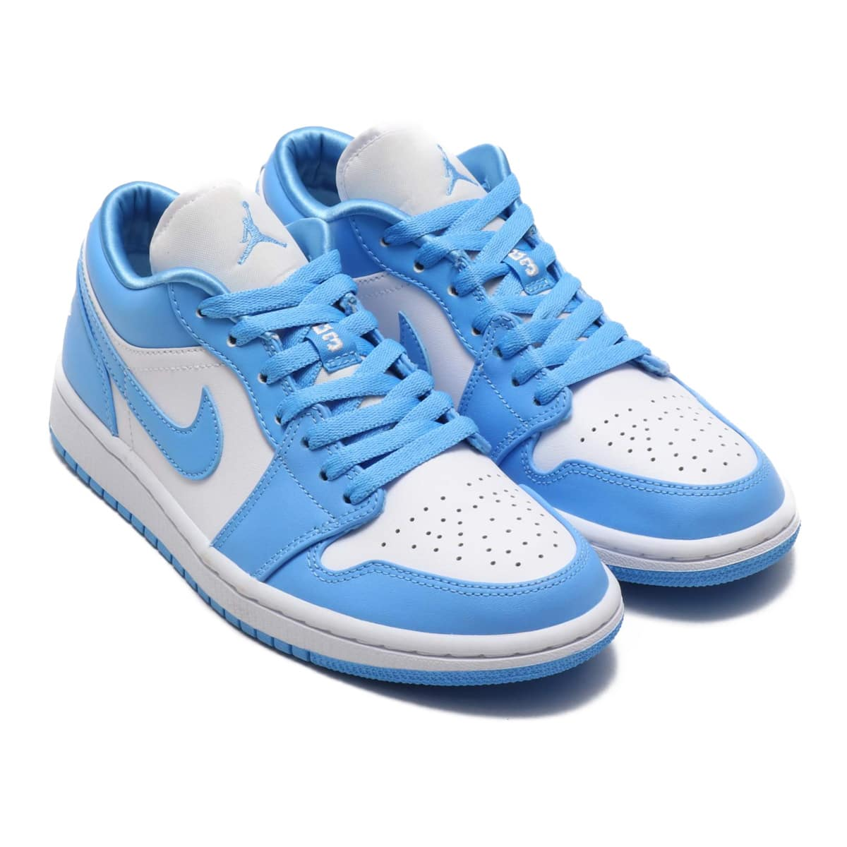 JORDAN BRAND WMNS AIR JORDAN 1 LOW UNIVERSITY BLUE/UNIVERSITY BLUE-WHITE 20SU-S_photo_large