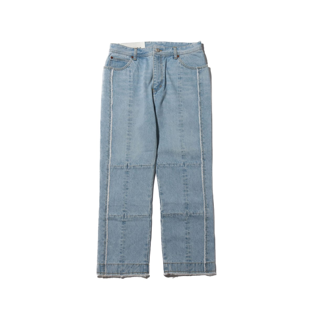 Andersson Bell DENIS CROPPED JEANS BLUE 19FA-I_photo_large