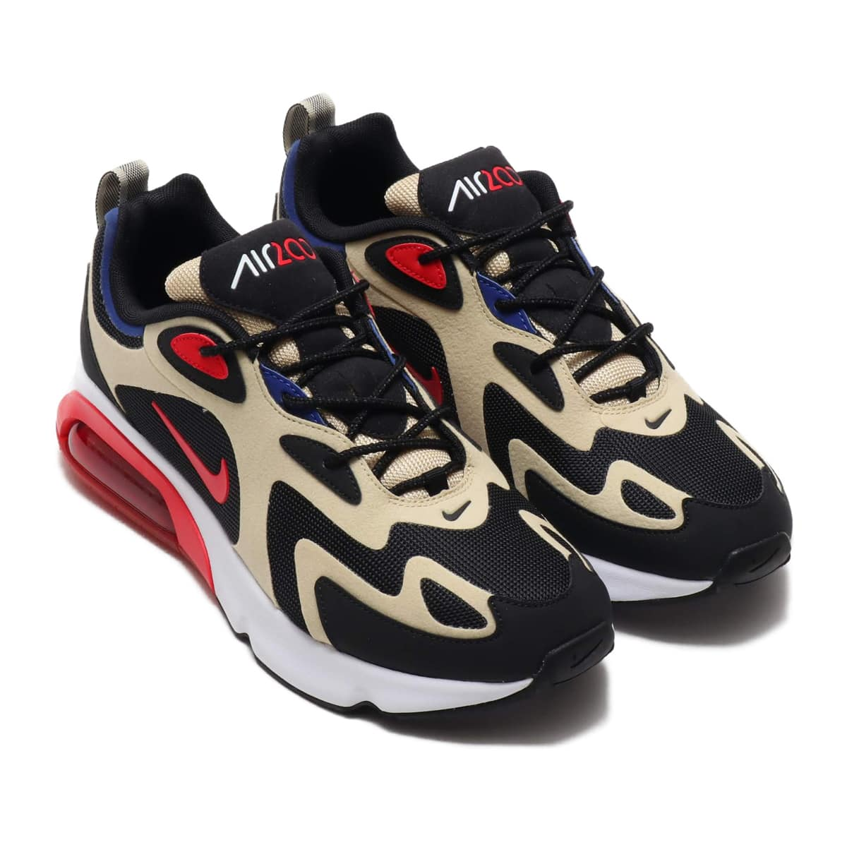 NIKE AIR MAX 200 TEAM GOLD/UNIVERSITY RED-BLACK-WHITE 19FA-S_photo_large