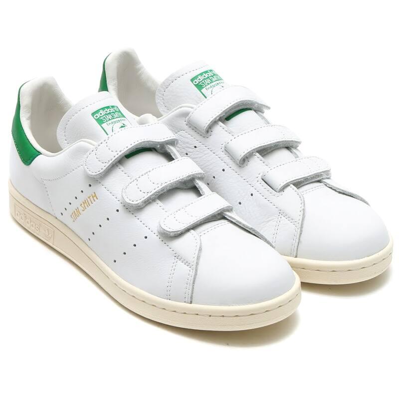 adidas STAN SMITH CF  ランニングホワイト/グリーン/ランニングホワイト_photo_large