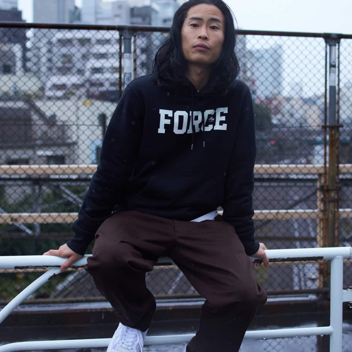 NIKE AS M NK AF 35TH HOODIE  BLACK_photo_large