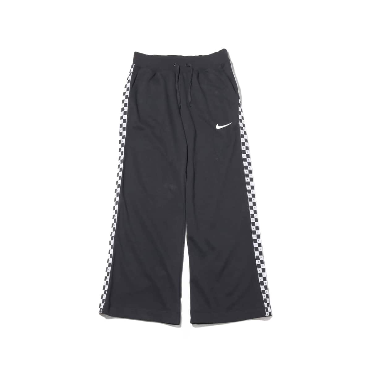 NIKE AS W NSW HYP FM PANT FLC BLACK/WHITE 19SU-I_photo_large