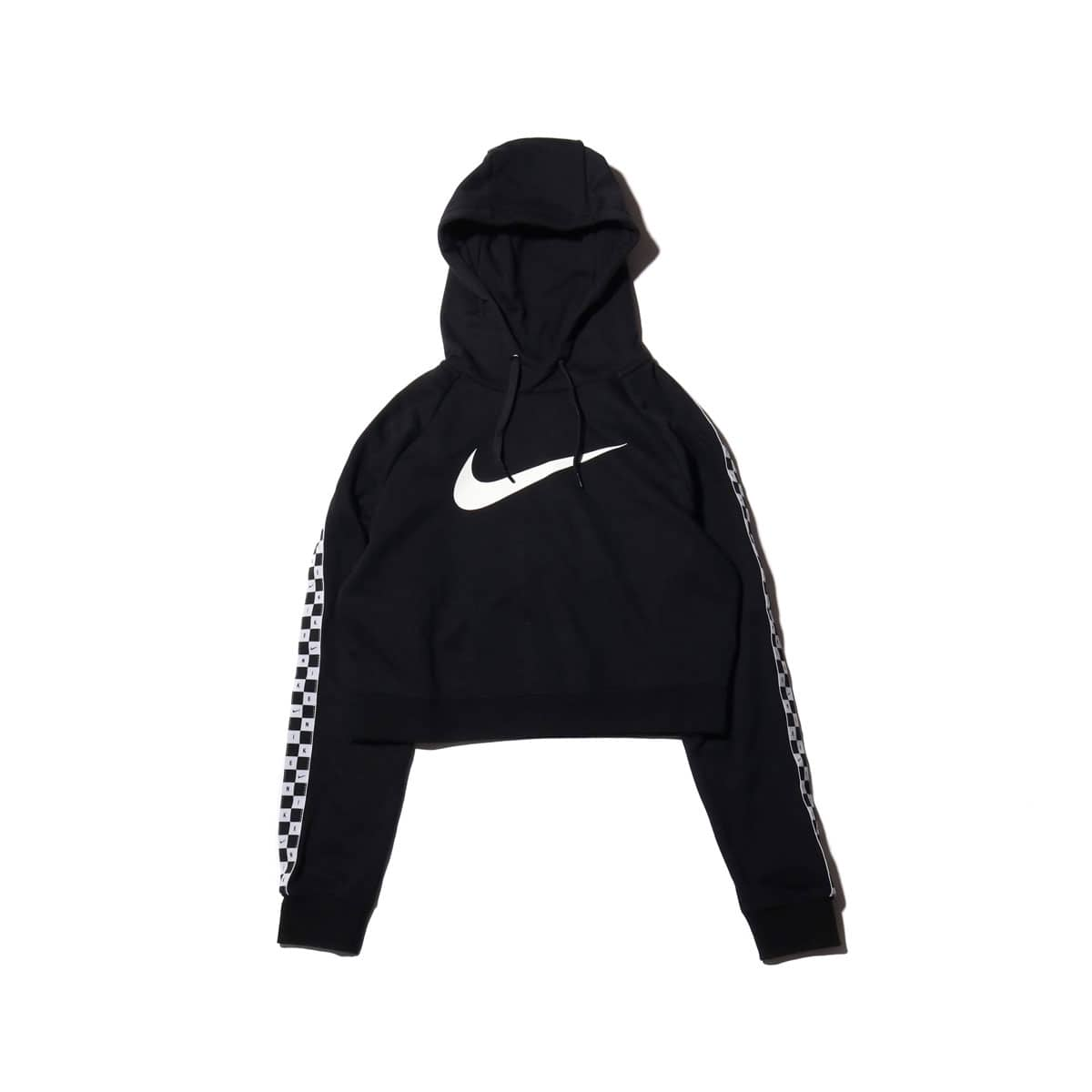 NIKE AS W NSW HYP FM HOODIE BLACK 19SU-I_photo_large