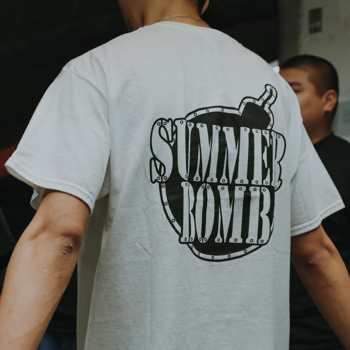 atmos SUMMER BOMB TEE WHITE 19SU-S_photo_large