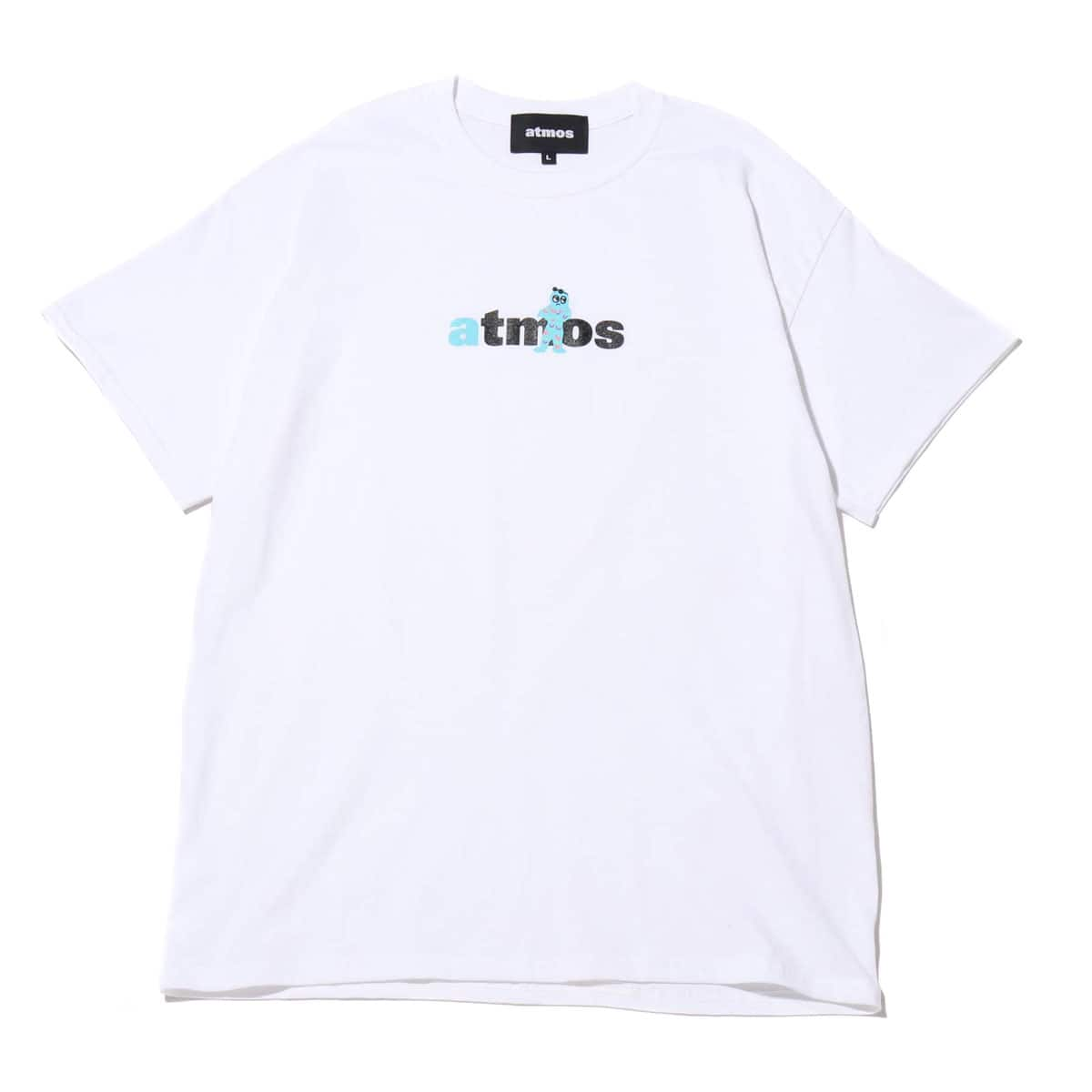 "atmos x BAD MOOD Collaboration tee ""Fishman"" WHITE 20SP-S_photo_large"