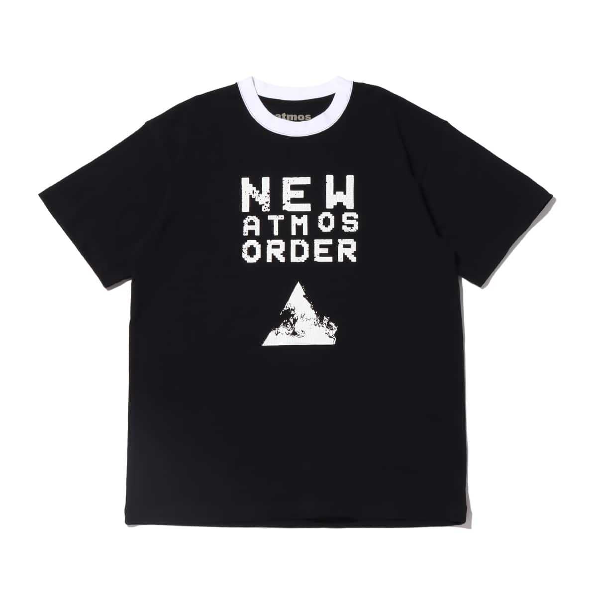 atmos NEW ORDER TEE BLACK 20SP-I_photo_large