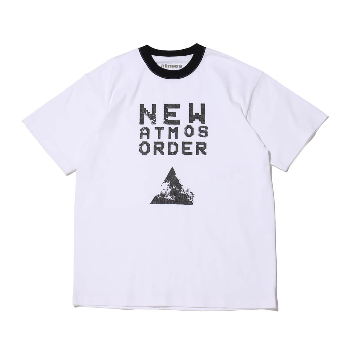 atmos NEW ORDER TEE WHITE 20SP-I_photo_large