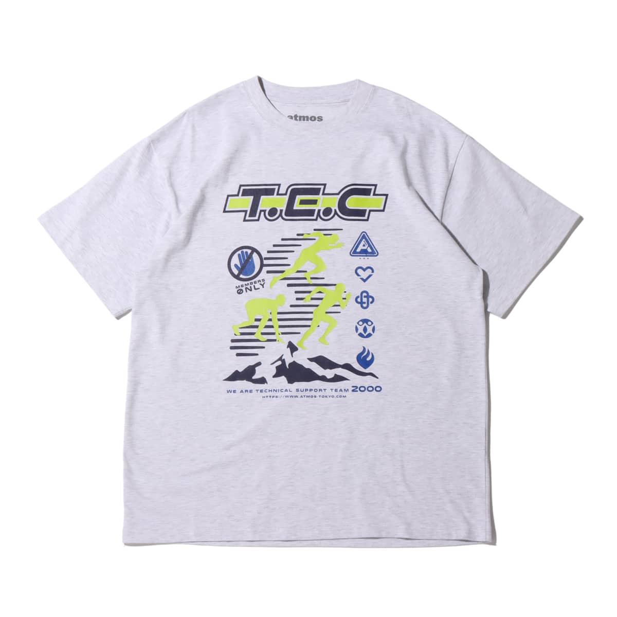 atmos T.E.C TEE GRAY 20FA-I_photo_large