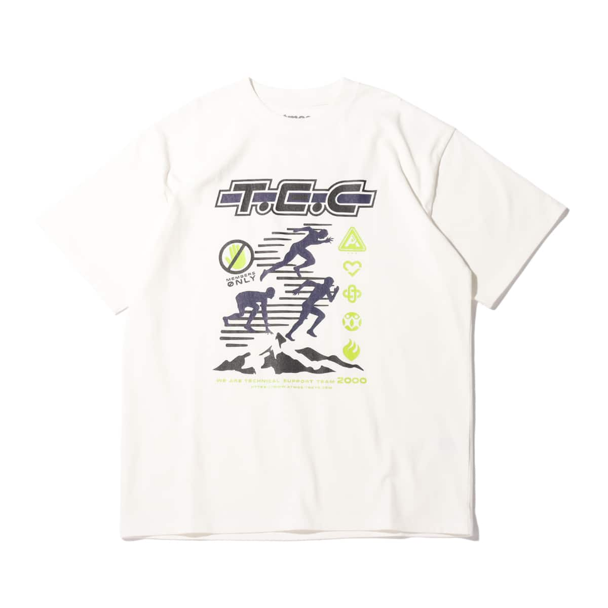 atmos T.E.C TEE WHITE 20FA-I_photo_large