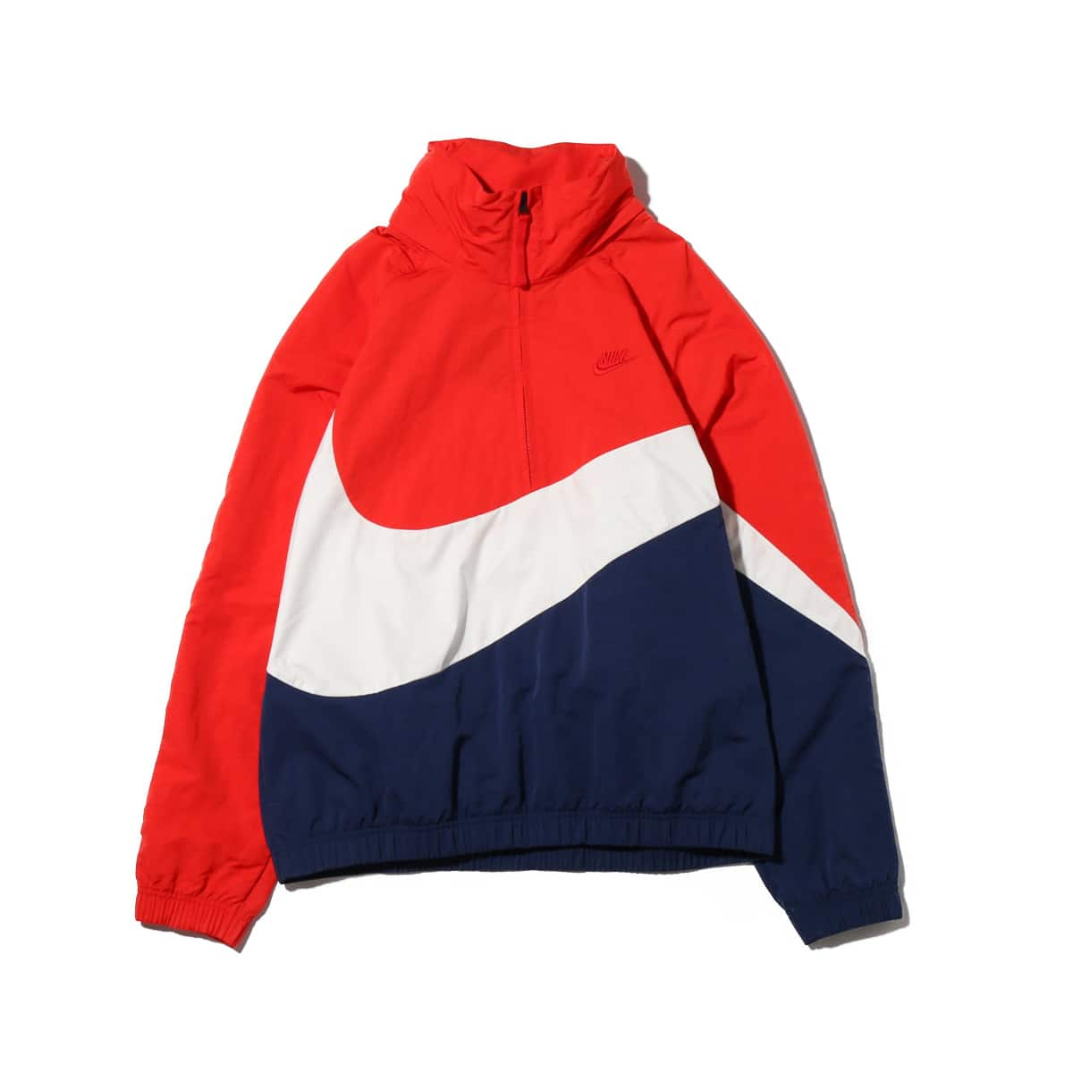 NIKE AS M NSW JKT HD ANRK WVN QS  UNIVERSITY RED/SUMMIT WHITE_photo_large
