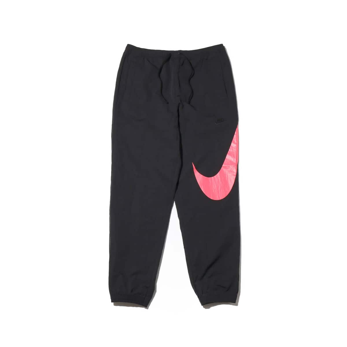 NIKE AS M NSW PNT HD ANRK WVN QS  BLACK/HOT PUNCH_photo_large