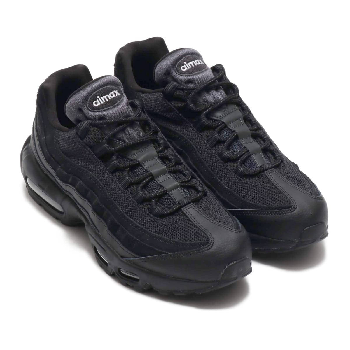 NIKE AIR MAX 95 ESSENTIAL BLACK/BLACK-ANTHRACITE-WHITE 19FA-I_photo_large