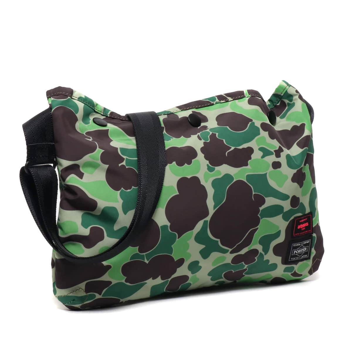 PORTER x atmos DUCK CAMO SACOCHE BAG DUCK CAMO 20SP-S_photo_large
