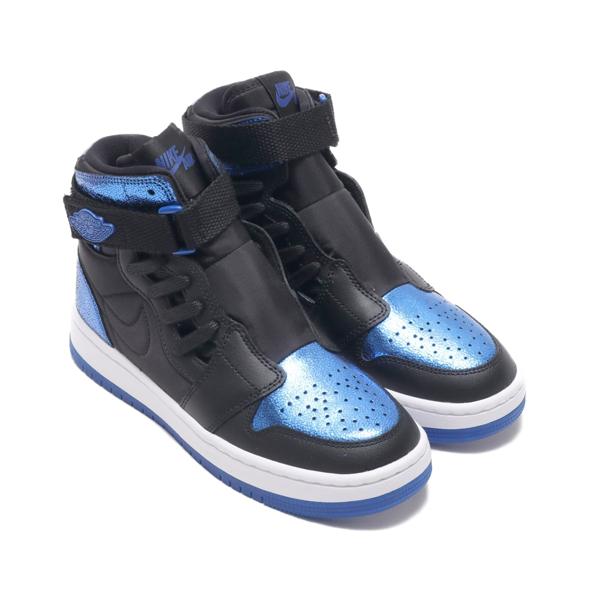 JORDAN BRAND WMNS AIR JORDAN 1 NOVA XX BLACK/GAME ROYAL-WHITE 19FA-S_photo_large