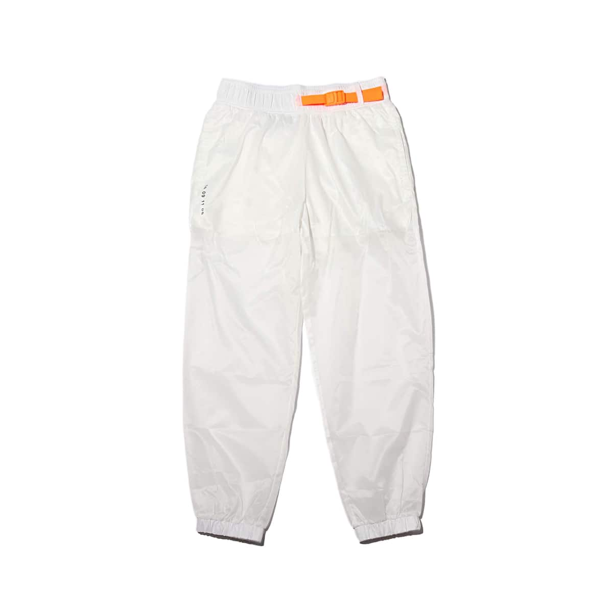 NIKE AS W NSW TCH PCK PANT ENG WVN SUMMIT WHITE/BLACK 19SU-S_photo_large