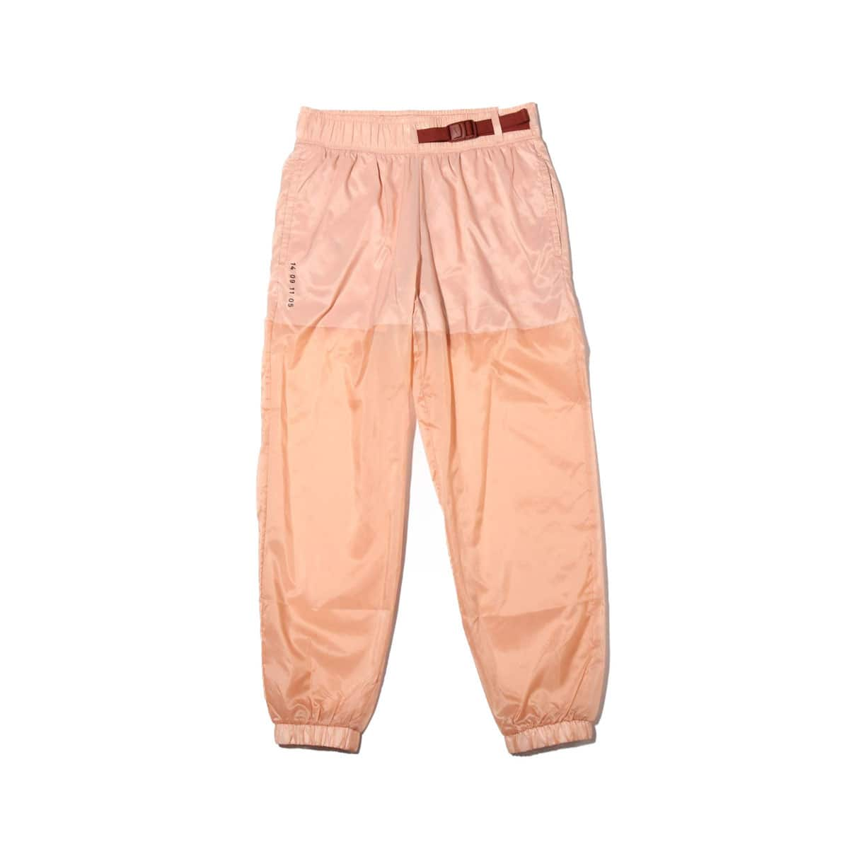 NIKE AS W NSW TCH PCK PANT ENG WVN ROSE GOLD/BLACK 19SU-S_photo_large