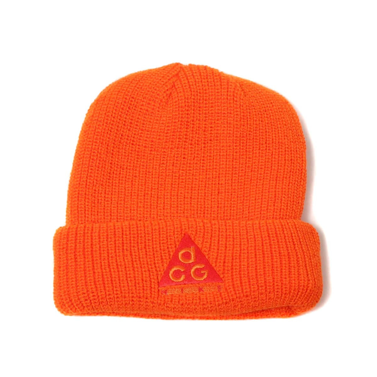 b3c6662d56dff NIKE U NSW BEANIE ACG SAFETY ORANGE HABANERO RED 19SU-S