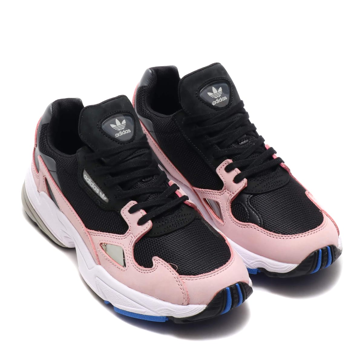 adidas Originals FALCON W CORE BLACK/CORE BLACK/LIGHT PINK 18FW-I_photo_large