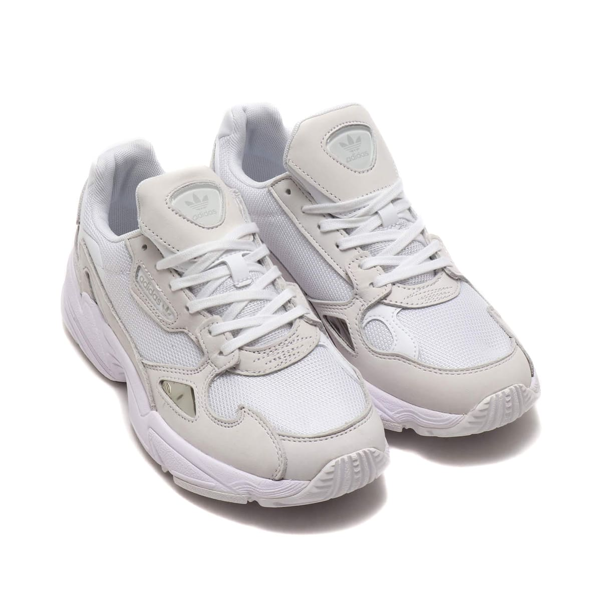 adidas Originals ADIDASFALCON W RUNNING WHITE/RUNNING WHITE/CRYSTAL WHITE 19SS-I_photo_large