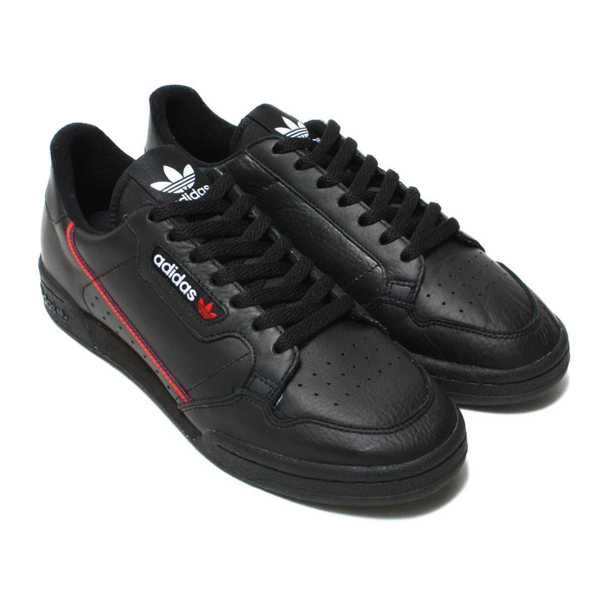 adidas Originals CONTINENTAL 80  CORE BLACK/SCARLET/COLLEGIATE NAVY_photo_large