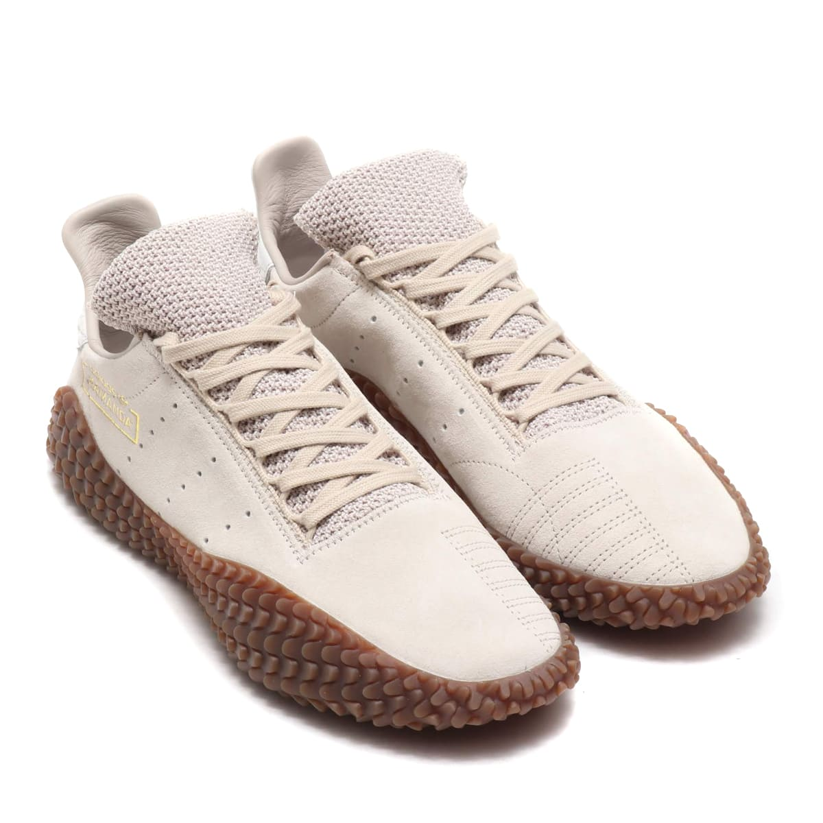 adidas Originals KAMANDA 01 CLEAR BROWN/CLEAR BROWN/CRYSTAL WHITE 18FW-I_photo_large