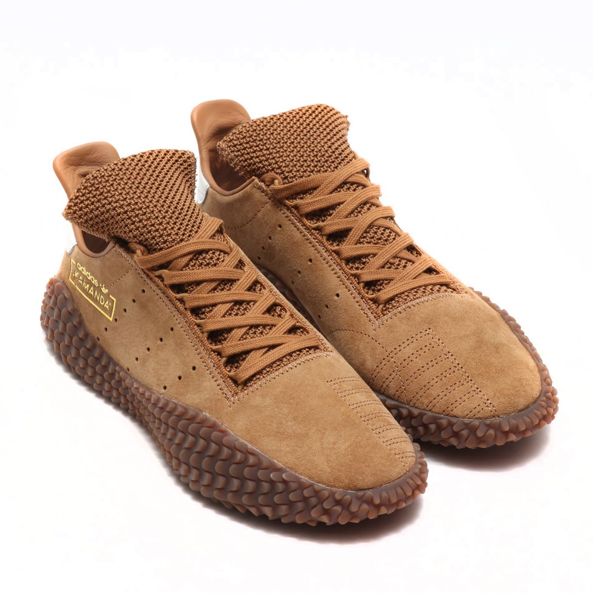 adidas Originals KAMANDA 01 RAW DESERT/RAW DESERT/CRYSTAL WHITE 18FW-I_photo_large