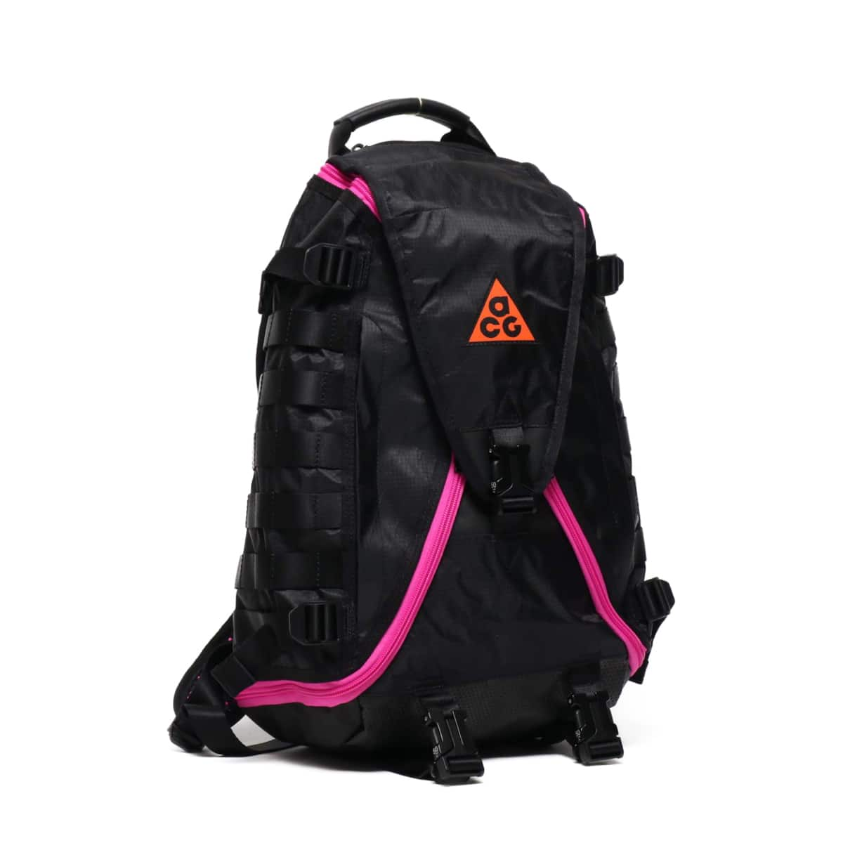 NIKE NK ACG RESPONDER BKPK - SMALL BLACK/ACTIVE FUCHSIA/SAFETY ORANGE 20SP-S_photo_large