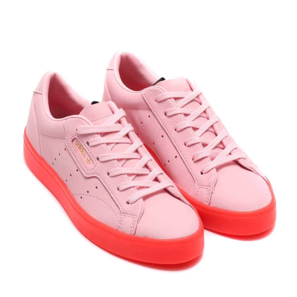 adidas Originals SUPERSTAR SLEEK W DIVA/DIVA/RED 19SS-I_photo_large