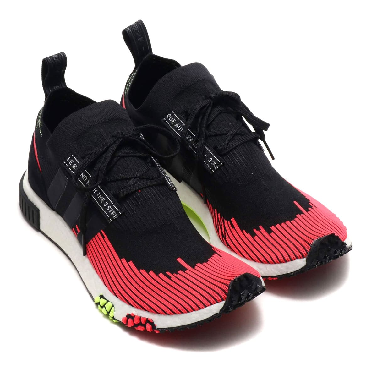 adidas Originals NMD_RACER PK CORE BLACK/CORE BLACK/SHOCK RED 19SS-I_photo_large
