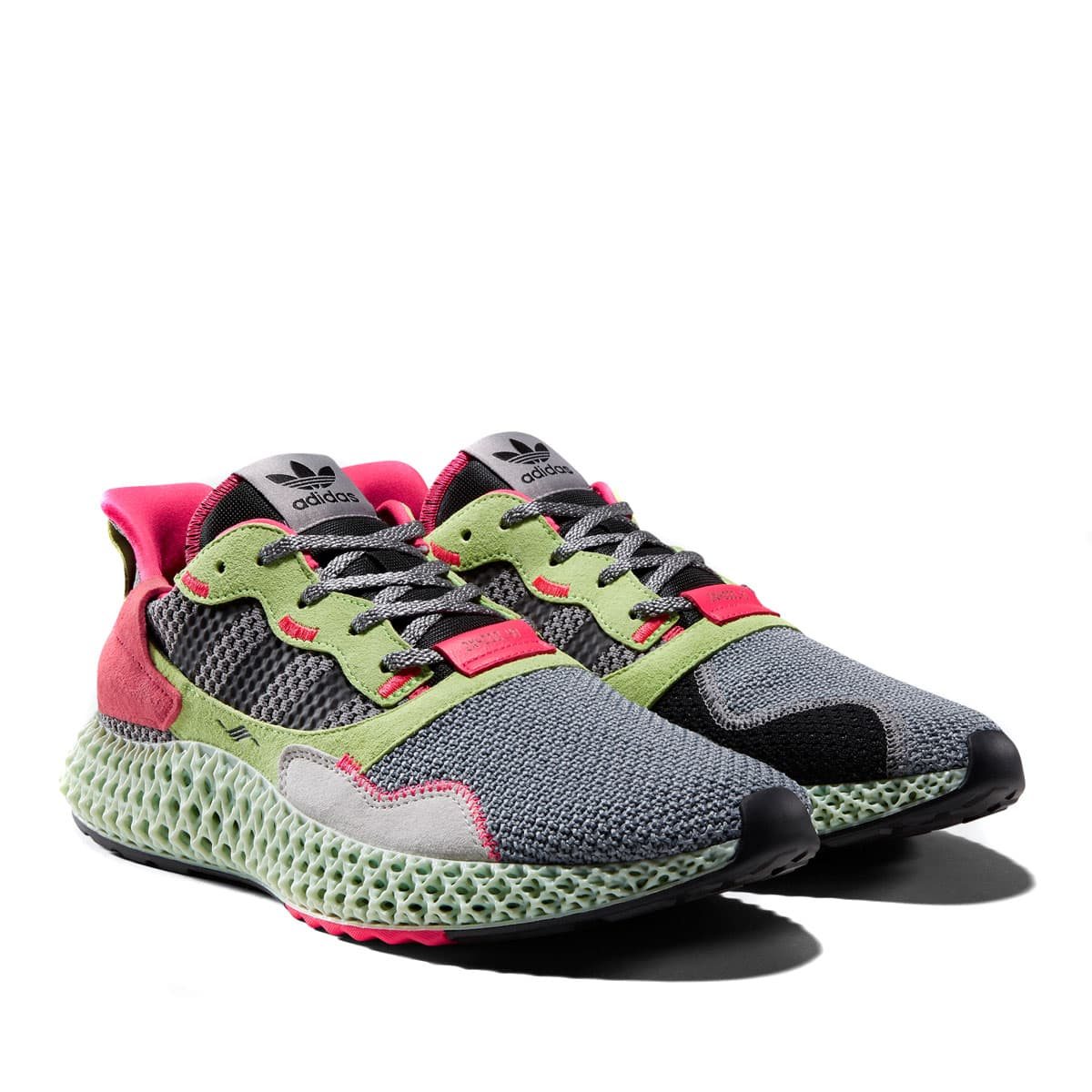 adidas Originals ZX 4000 4D GREY THREE/CORE BLACK/HI-RES YELLOW 19FW-S_photo_large